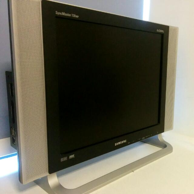 Samsung Syncmaster 730MP LCD TV Monitor [17 Inch]