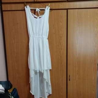 (Pending) White Dress
