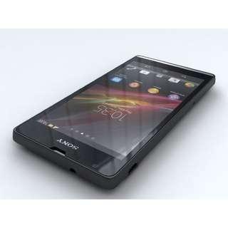 Sony Xperia SP LTE Black