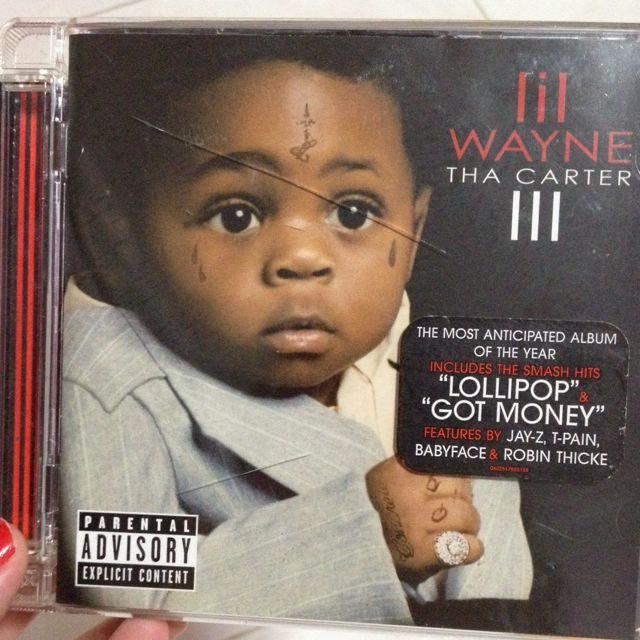 Lil Wayne Tha Carter Iii Everything Else On Carousell