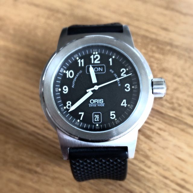 Oris Swiss Watch