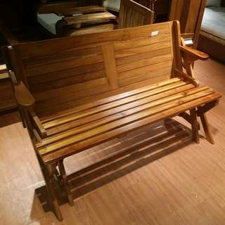 2 In 1 Bench ( Table )