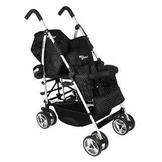 Mini Walker Double Stroller