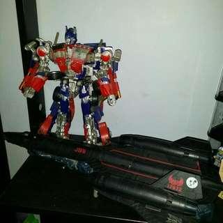 Transformer ROTF Ultimate Prime + Jetfire