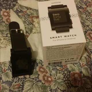 Pebble Smartwatch(reserved)