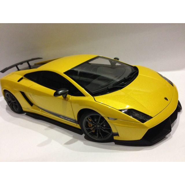 1 18 Autoart Lamborghini Gallardo Superleggera Toys Games On