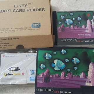 Uob E Key Smart Card Reader