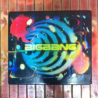 BIG BANG 1st JAPANESE ALBUM