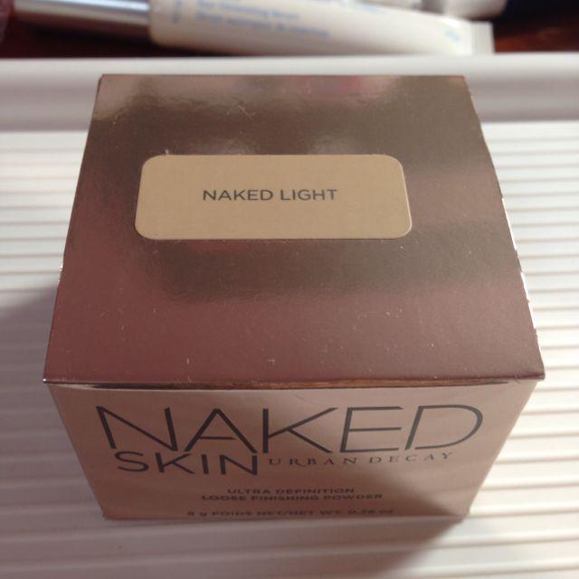 Urban Decay Naked Skin Loose Finishing Powder