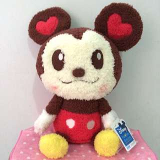 Minnie Mouse Plushie!