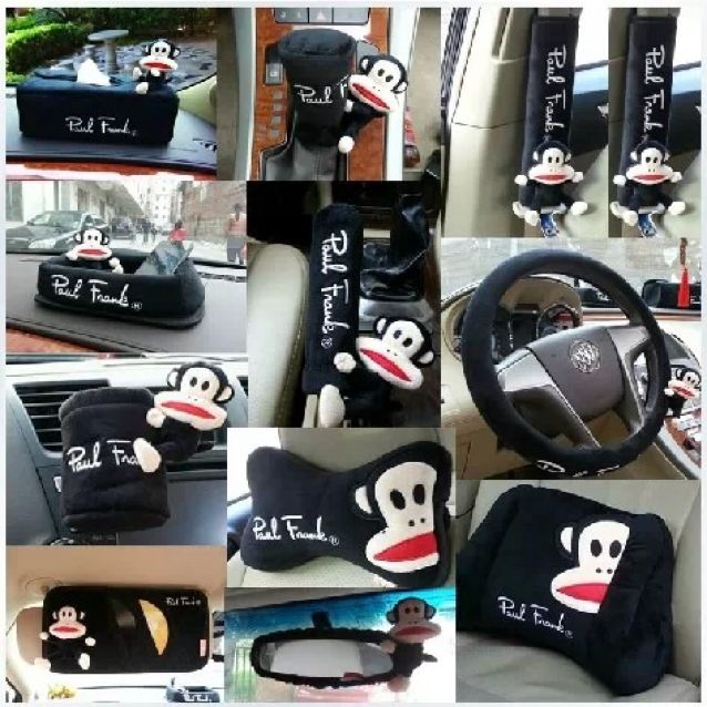 Paul Frank Car Accessories Car Accessories On Carousell