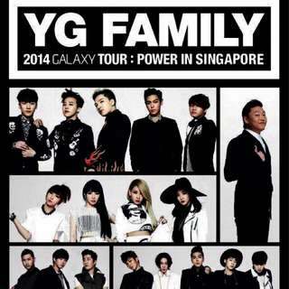 YG Family Power Tour