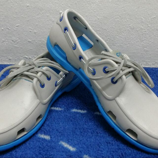 Crocs Beach Line Boat Shoes