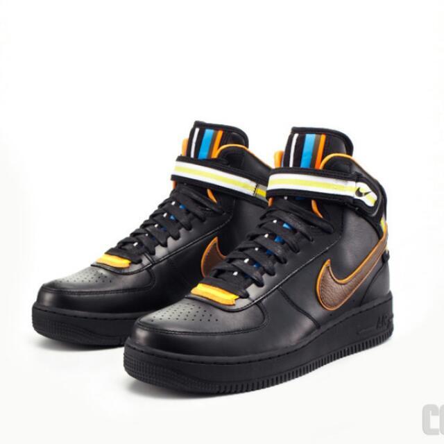 Riccardo Tisci Nike R t Air Force Limited Edition One X Black 08nPOkwX