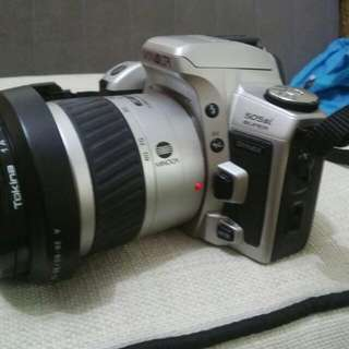 """Film Camera""MINOLTA AFF"