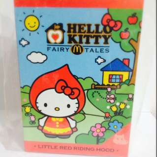 Hello Kitty ( The Little Red Riding Hood)