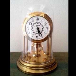 Vintage Schmid Novelty Table Clock