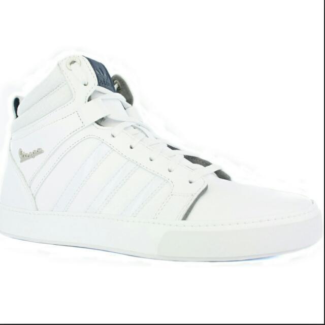 Adidas Vespa High Cut White, Men's