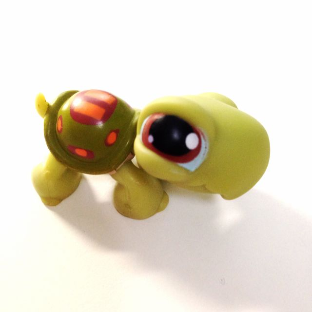 Pending My Littlest Pet Shop Lps Turtle 8 Toys Games On Carousell