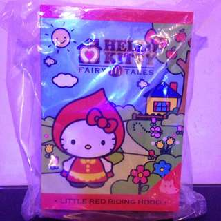 Hello Kitty - Little Red Riding Hood