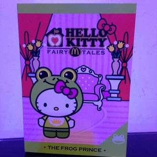 Hello Kitty - The Frog Prince
