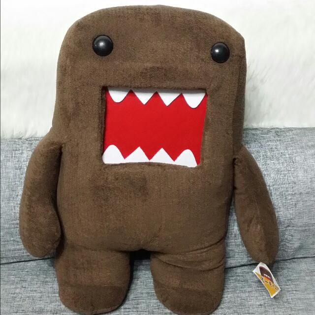 brand new domo monster soft toy everything else on carousell