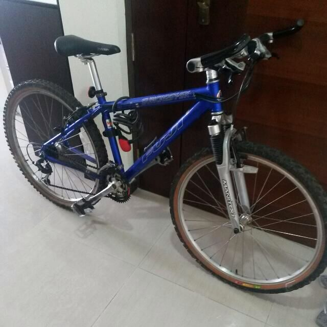 Fuji Bicycle Hardtail