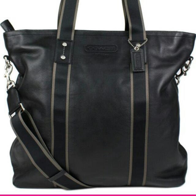 Coach Tote Bag For Men