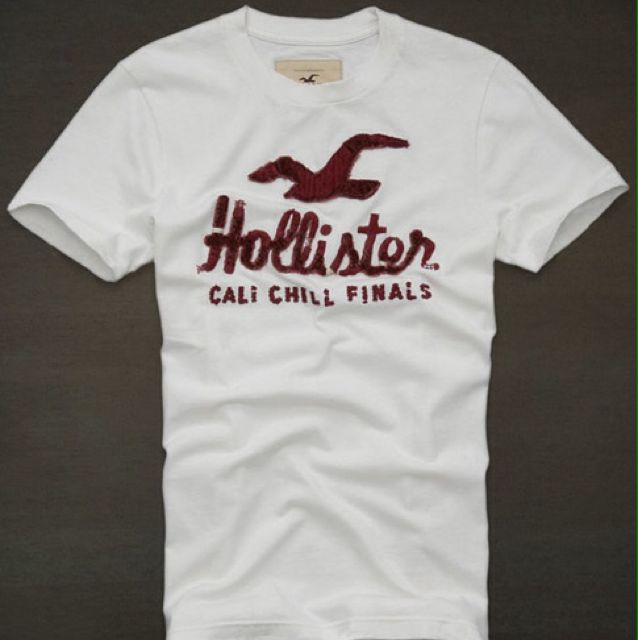 Hollister Men's Tshirt 51