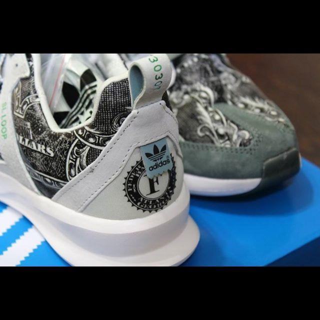 Wish X Adidas Sl Loop Runner