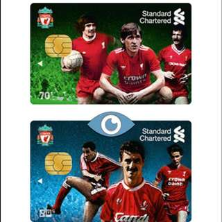 🚚 [Limited Edition] Liverpool Cash Cards (70s to 00s