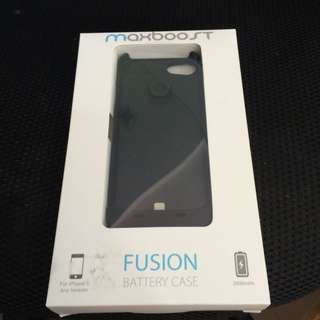 Maxboost iPhone 2000mAh Battery Case