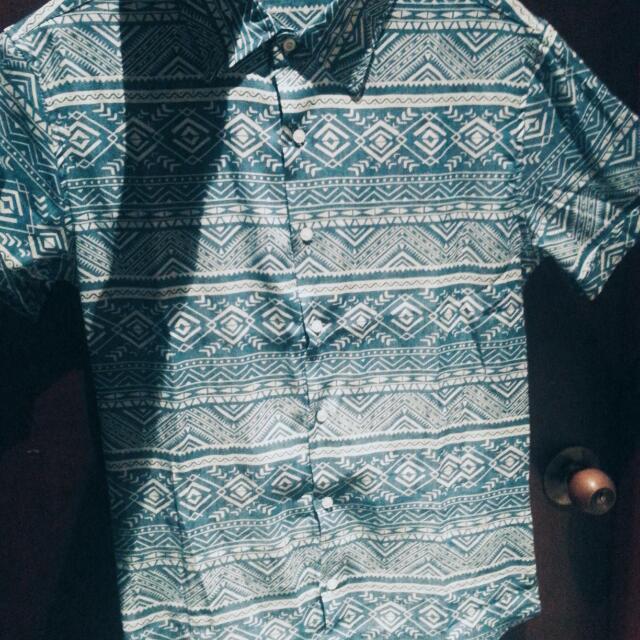 Chuck And Bo Tribal Shirt