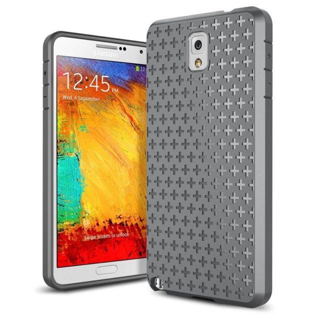 detailing 49082 ebbd7 SPIGEN SGP Samsung Galaxy Note 3 Bounce Case - Grey