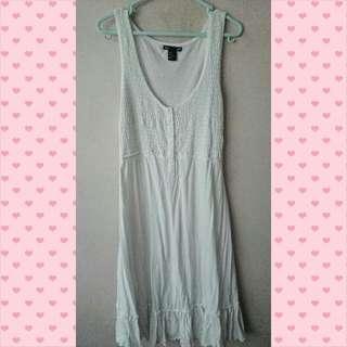New White Dress From H&M Hong Kong