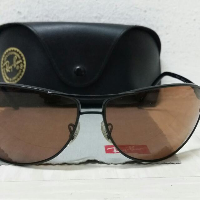 Authentic Rayban With (LA) LIGHT ADAPTIVE LENSES