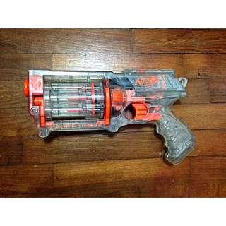 Nerf N - Strike Maverick Limited Ed. Clear
