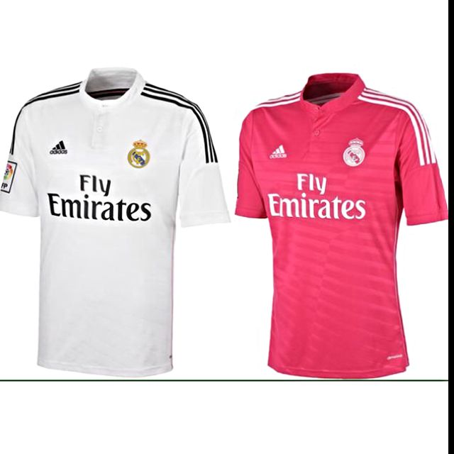 d79db793510 Real Madrid 2014/2015 Kit, Sports on Carousell