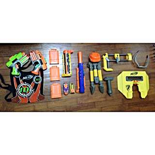 Nerf Attachments And Accessories [ Spare ]