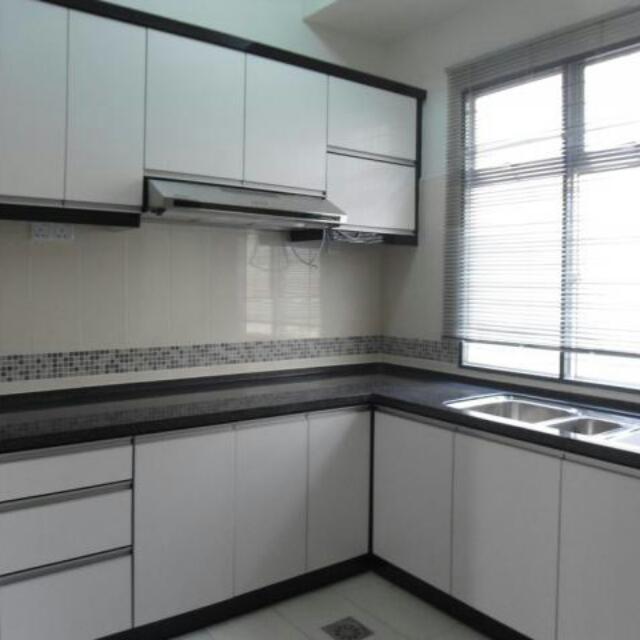 Kabinet Dapur Melamine , Kitchen & Appliances On Carousell