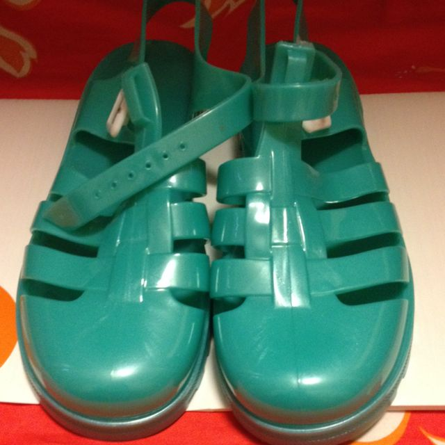 694f936c723e PRICE REDUCED  Topshop Jelly Shoes JUJU