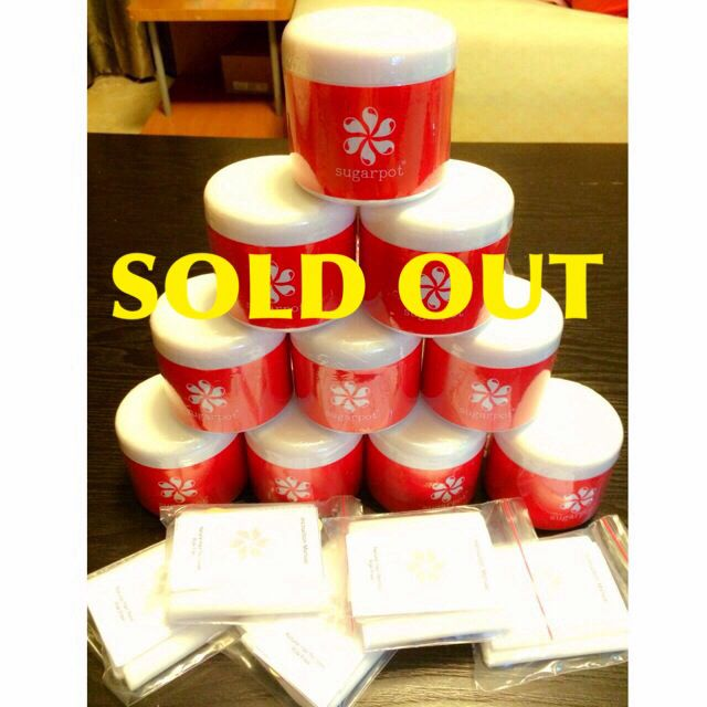 Open To PO, All Flavour   Sugar Wax Kit, Strawberry Flavour, SOLD OUT
