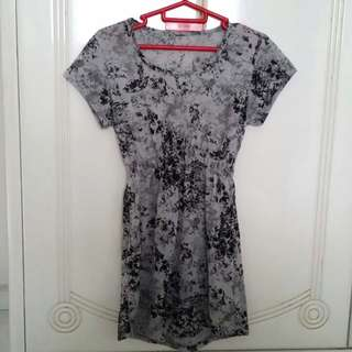 Abstract Printed Top
