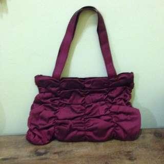 Purple Ladies Bag