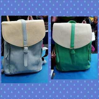 Brand New Bagpack