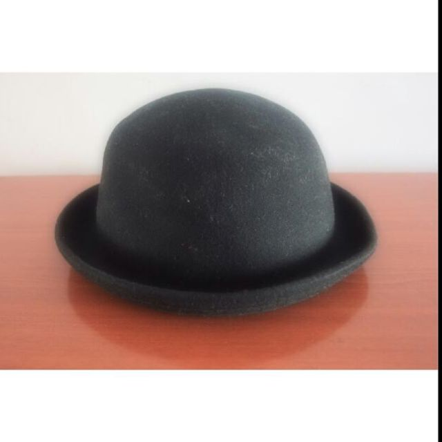 Sold- Black Bowler Hat