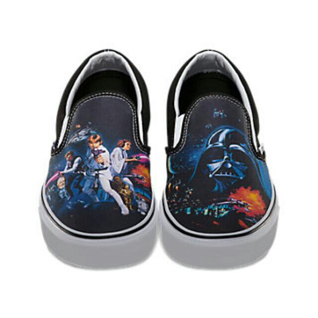 8c997629ef Vans X Star Wars Slip-On
