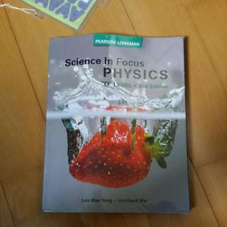 Combined Physics Text Book