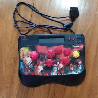 Sammy Guilty Gear PS2 Fightstick