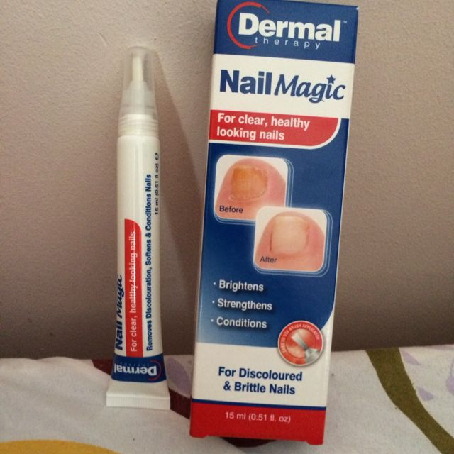 Brand New Dermal Therapy - Nail Magic For Brittle Nails, Health ...